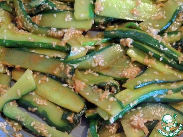 рецепты приготовления жареных огурцов