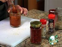 Бастурма в домашних условиях ингредиенты