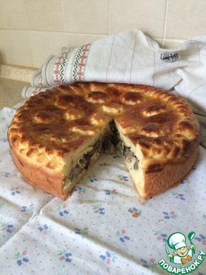Рецепт Универсальное тесто для пирогов