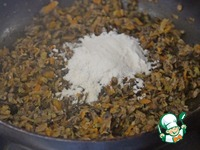 Юшка грибная ингредиенты