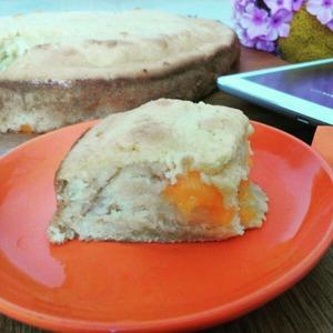 Рецепт Простой пирог из абрикосов
