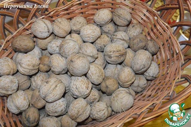 Паста ореховая с луком простой рецепт с фото #3