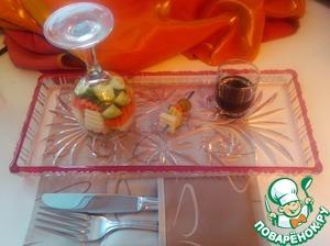 Салат из кольраби с оливками и овощами простой рецепт приготовления с фото пошагово как готовить