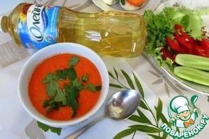 Рецепт Консоме из сладкого красного перца