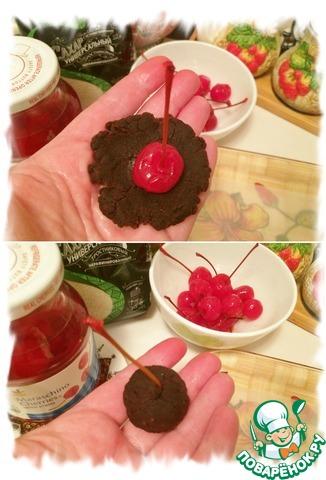 """Кейкпопсы """"Вишенки"""" для настоящих принцесс простой рецепт приготовления с фотографиями пошагово готовим #6"""