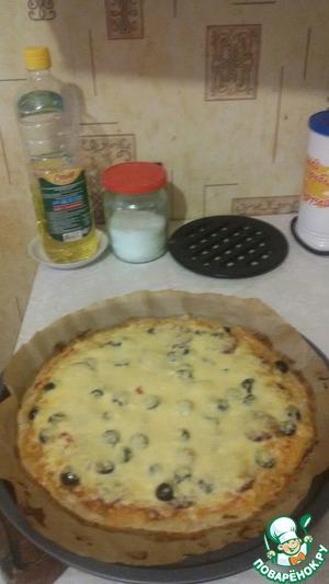 Как приготовить Пицца