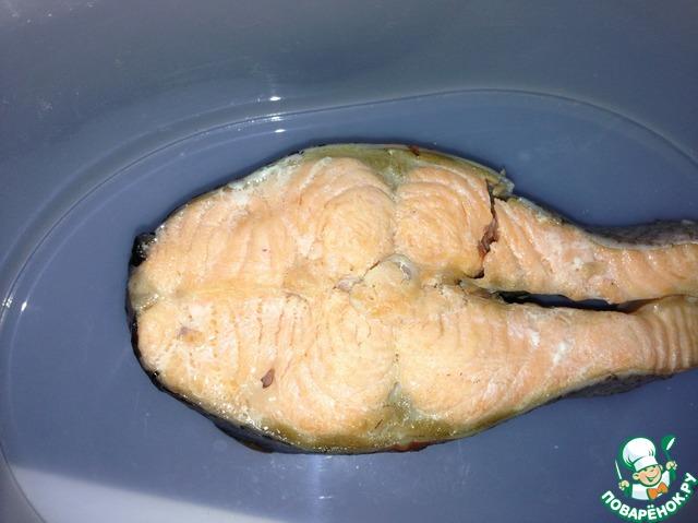 Детский рыбный супчик простой рецепт приготовления с фото #1
