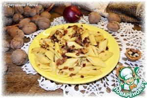 Паста ореховая с луком простой рецепт с фото