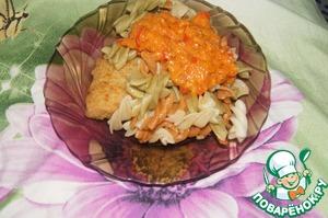 Готовим Овощная подливка вкусный рецепт с фото пошагово