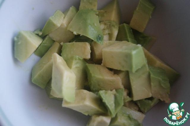 Весенний цитрусовый салат домашний рецепт приготовления с фотографиями пошагово готовим #2