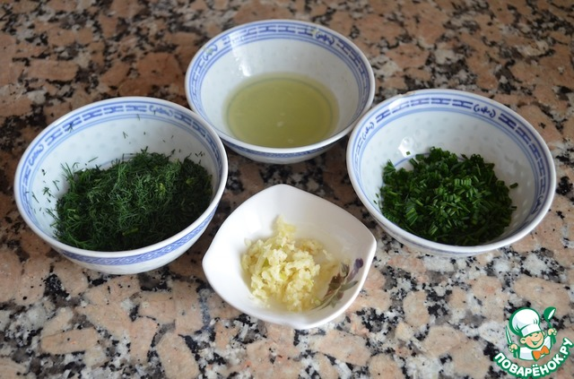 """Картофельный салат с заправкой """"Ранчо"""" домашний рецепт с фотографиями пошагово готовим #6"""