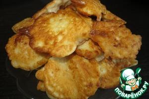 Рецепт Кальмары в сырном кляре