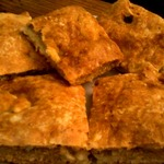 Пирог с мясом и луком