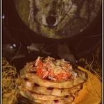 Рисовые лепёшки по-индейски