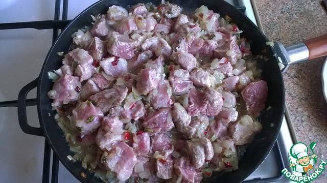 Как приготовить Бограч по-закарпатски простой рецепт приготовления с фото пошагово #4