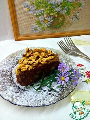 Рецепт Шоколадный кекс на гречневой муке