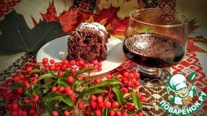 Рецепт Кекс Воздушный шоколад
