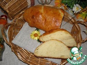 Рецепт Хлеб на манной каше