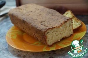 Рецепт Пшенично-кукурузный хлеб