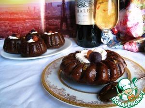 Рецепт Шоколадные мини-саварены