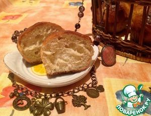 Рецепт Французские картофельные булочки на завтрак