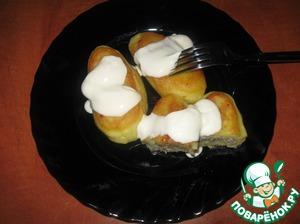 Рецепт Блюдо из картошки