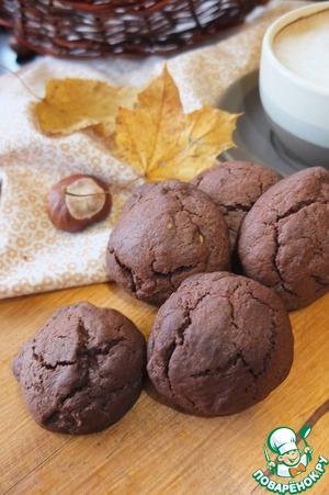 Бисквитное Шоколадное Печенье Рецепт