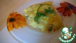 Рецепт Картофельно-сырный рулет в пароварке