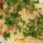 Тушеный картофель по-крестьянски