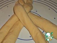 """Праздничный хлеб """"Хала"""" ингредиенты"""