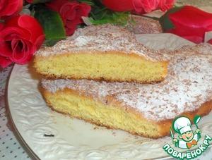 Савойский бисквит простой рецепт приготовления с фотографиями