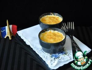 Рецепт Кокот из морского гребешка