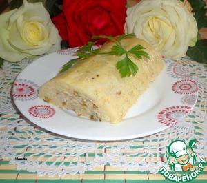 Рецепт Рыбно-нутовый террин