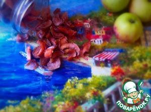 Рецепт Цукаты из яблок