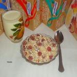Мюсли с карамелизованными орехами