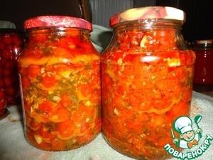 Рецепт Запеченные помидоры черри