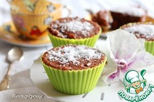 Рецепт Супер-влажные шоколадные кексы в микроволновке