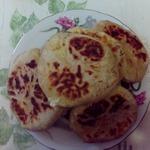 Хачапури с творожным сыром
