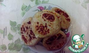 Хачапури с творожным сыром простой пошаговый рецепт с фотографиями готовим