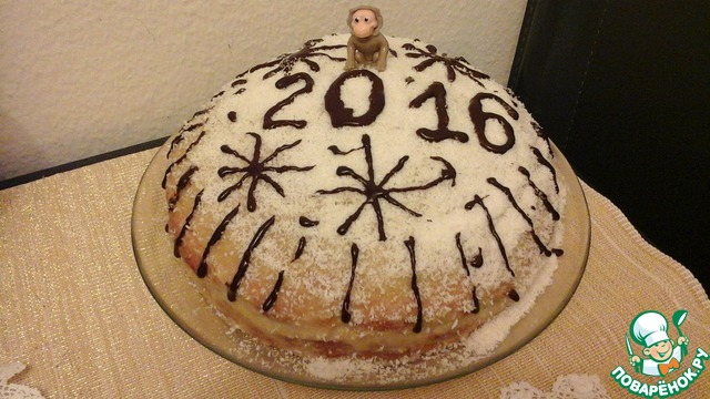 Торт готовый на заказ фото 1