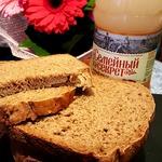 Хлеб на белом квасе с тмином