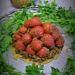 Маринованные помидоры черри за 10 минут