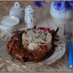 Мясо по-монгольски