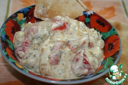 Фото рецепты салатов и закусок поваренок
