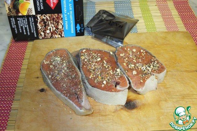 Как вкусно приготовить кету в духовке чтобы была сочной