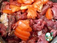 Говядина тушеная в соевом соусе ингредиенты