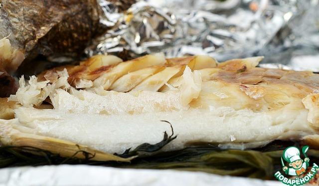 Рыба, запеченная в фольге в духовке: рецепты на любой вкус