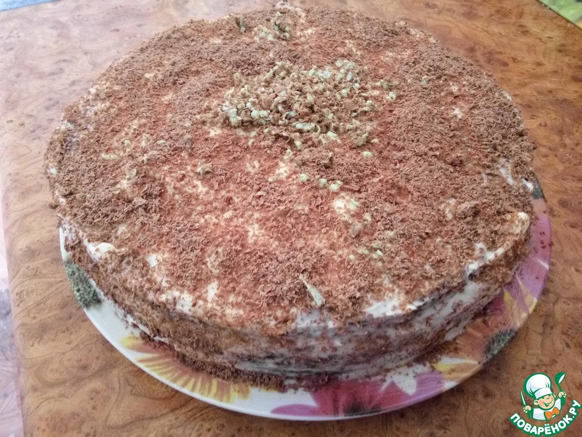 Торт Черный принц домашний рецепт с пошаговым фото, как 55