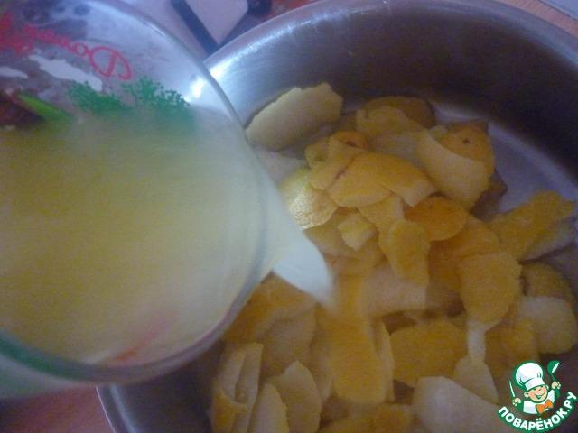Лимонное конфи рецепт