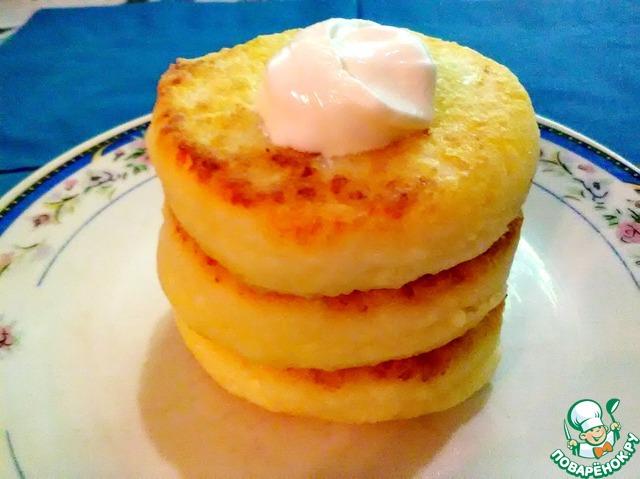 Сырники из творога по госту рецепт с фото пошагово